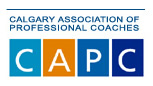 Calgary Association of Professional Coaches certification.