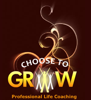 Choose to grow life coaching services in Calgary, Alberta.